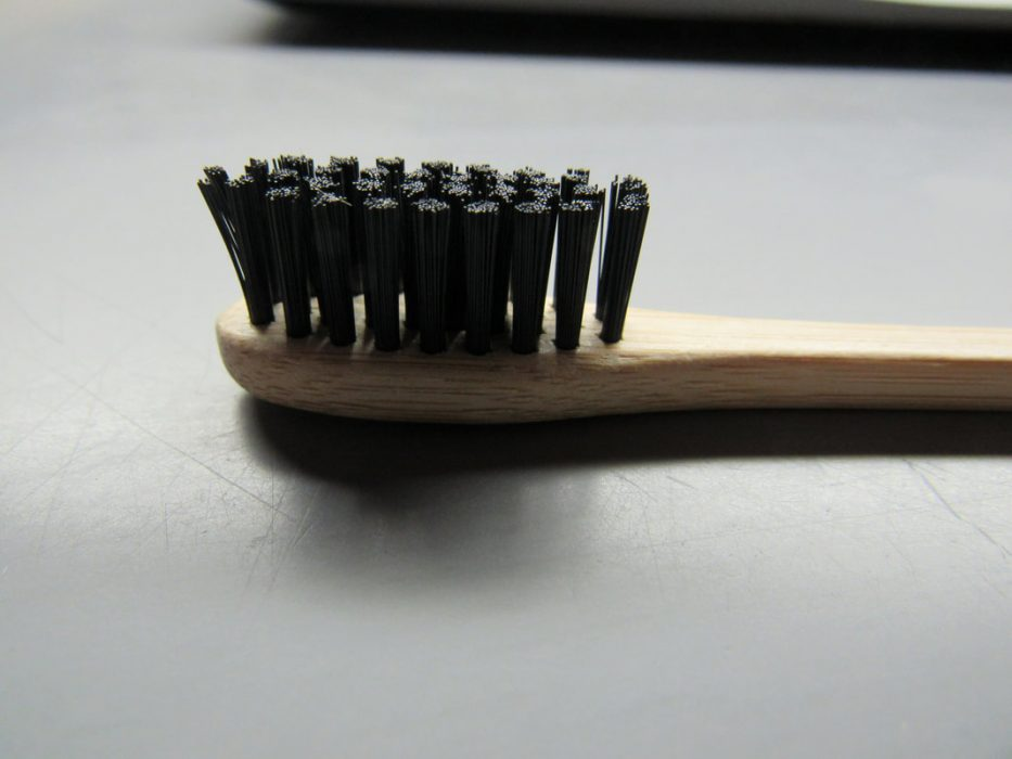 Advantages of Charcoal Toothbrushes