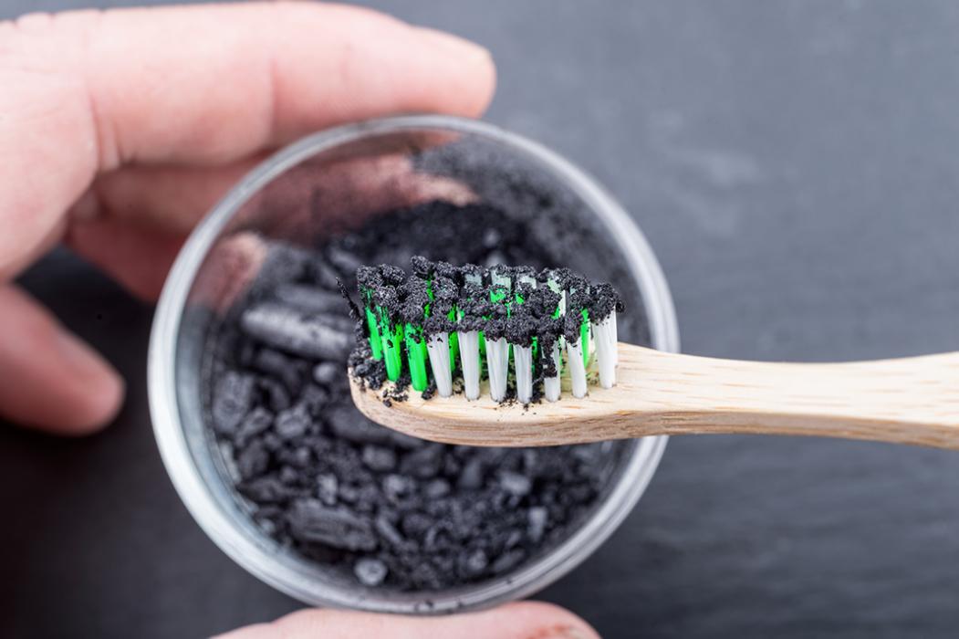 DIY Activated Charcoal Recipe For Teeth Whitening