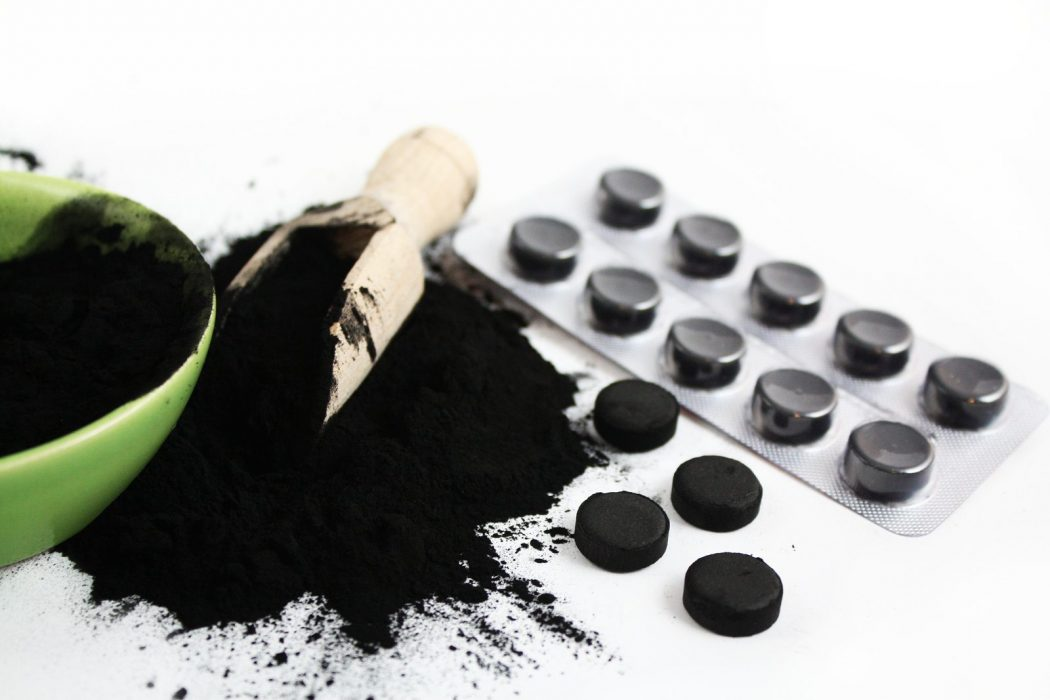In Review: VivaDoria Activated Charcoal Powder Products